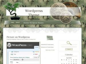шаблон wordpress с внешними ссылками