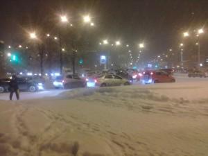 В Кузне сегодня Зима