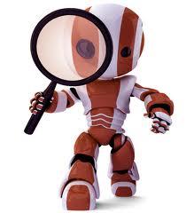 Робот изучает страницы сайта